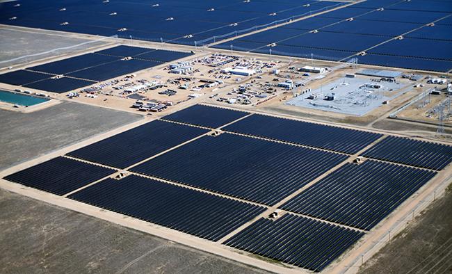 The World S Largest Solar Farm Has Nine Million Panels And