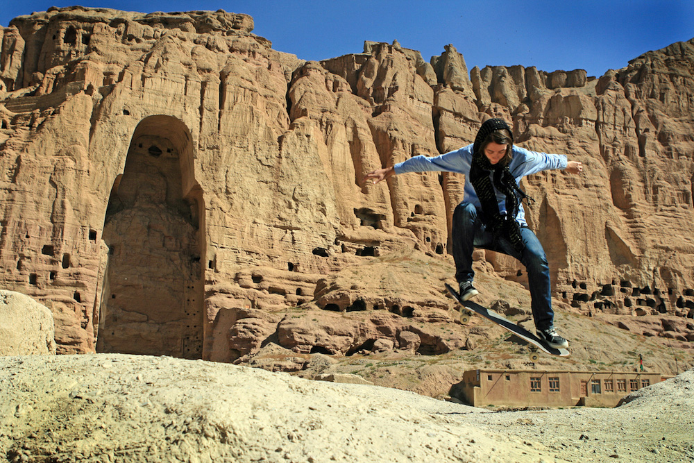1_Afghanistan Skateboarding