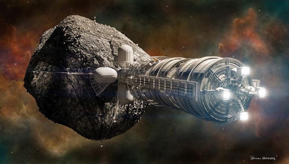 1_Mining asteroids