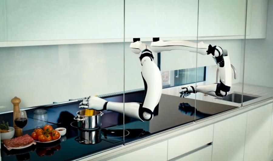 1_Robot Cook