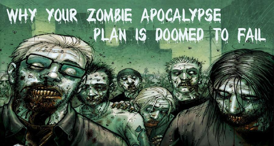 1_Zombie Apocalypse plans