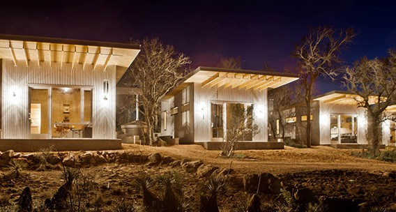 Harvard Designed Tiny Homes: Best Friends Build A Village Of Tiny Houses In The Middle