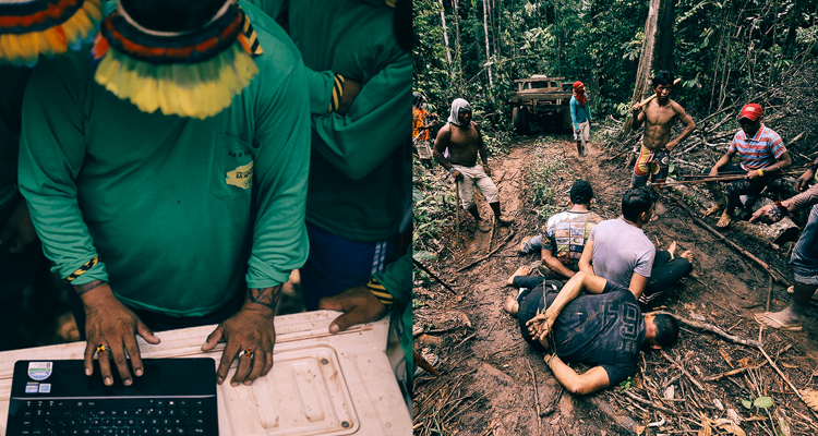 1_Brazil's forest villagers Illegal Loggers