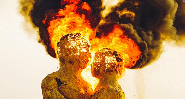 1_Burning Man City