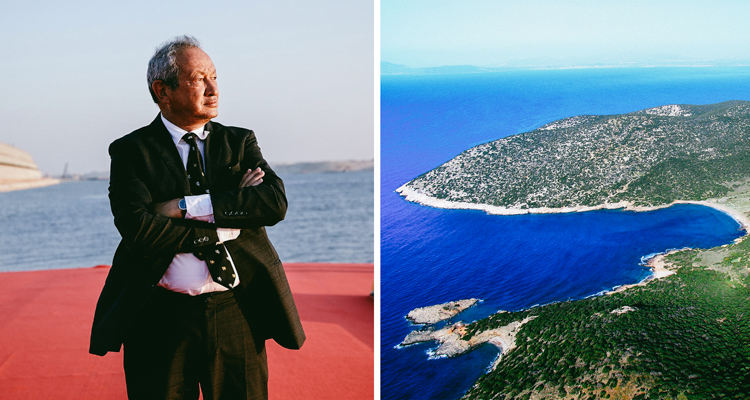 1_Egyptian billionaire Refugee Island