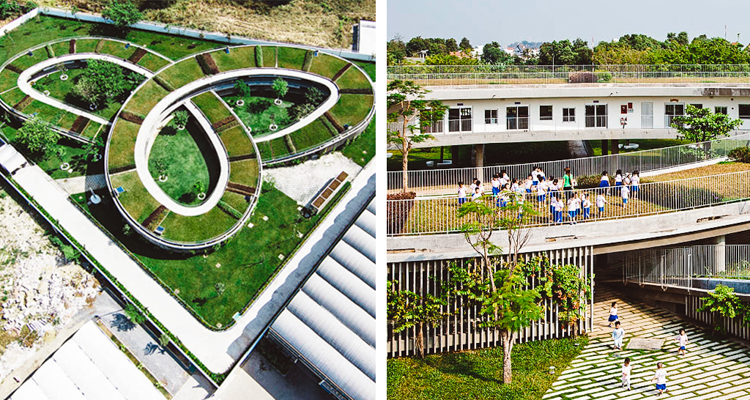 1_sustainable Vietnamese school