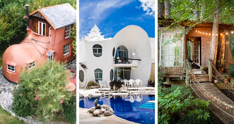 7 Incredibly Unique Airbnb Rentals That Will Make You Want