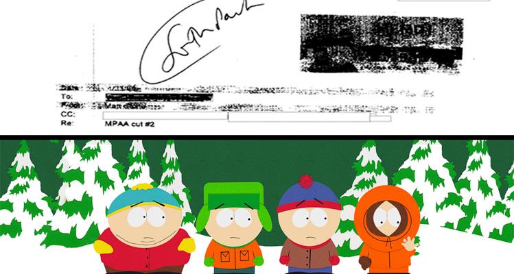 1_South Park creator Memo