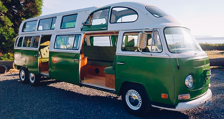 Here Are The 11 Sexiest Customized Vw Camper Vans Ever To