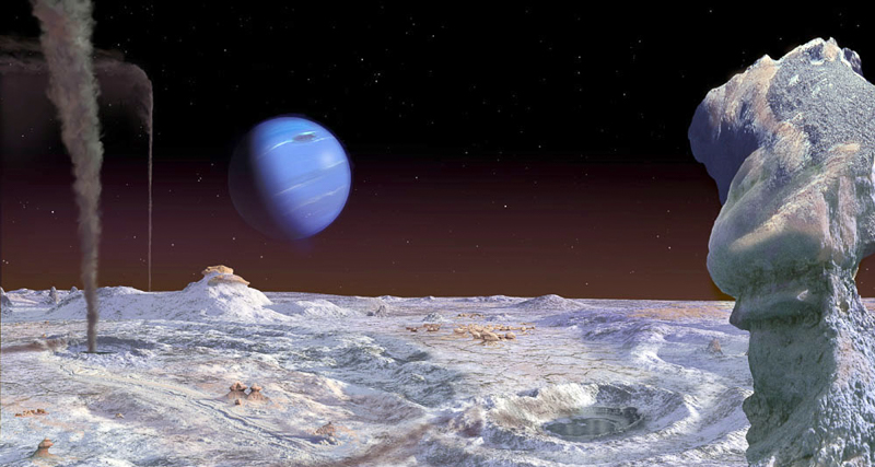 1_Ice volcanoes on Pluto