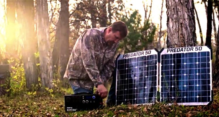 1_The Kodiak Solar Generator