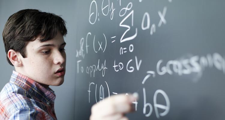 1_Autistic Boy getting a PhD in theoretical physics