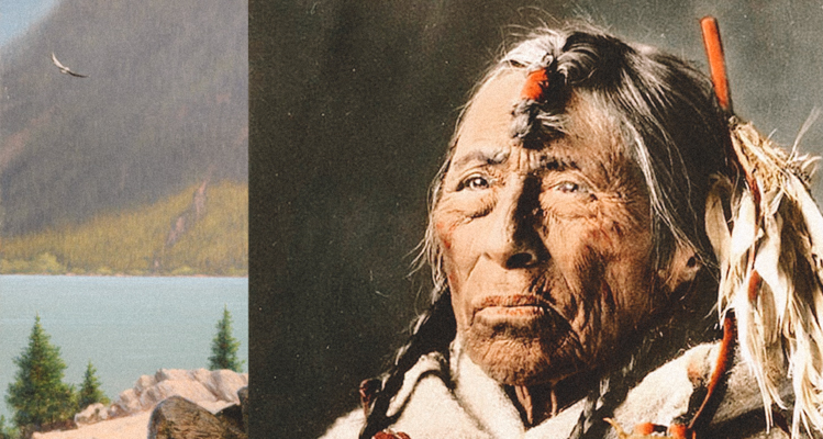 1_Native American Colorized Photos