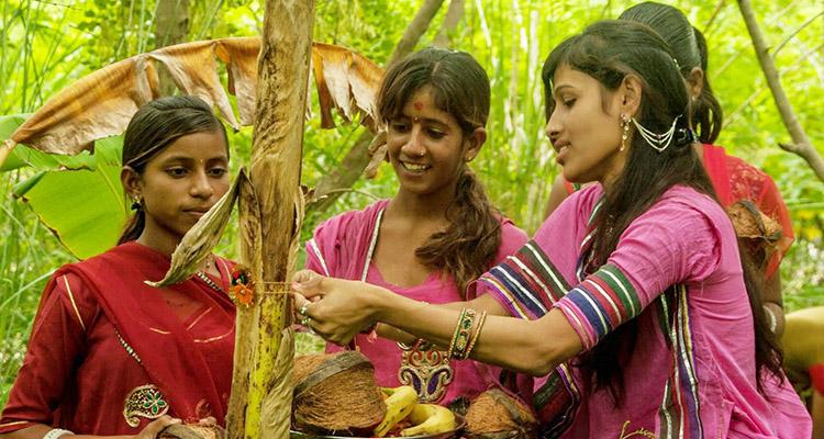 3_India celebrates female life