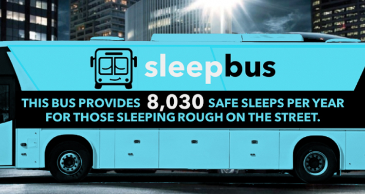 1_repurposed buses to give the homeless a place to sleep