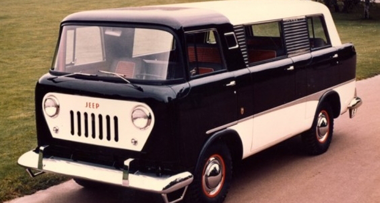 Jeep had its own version of the iconic hippie van – but ...