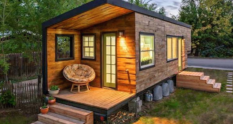 Tiny house plans you can download for free Micro home plans free