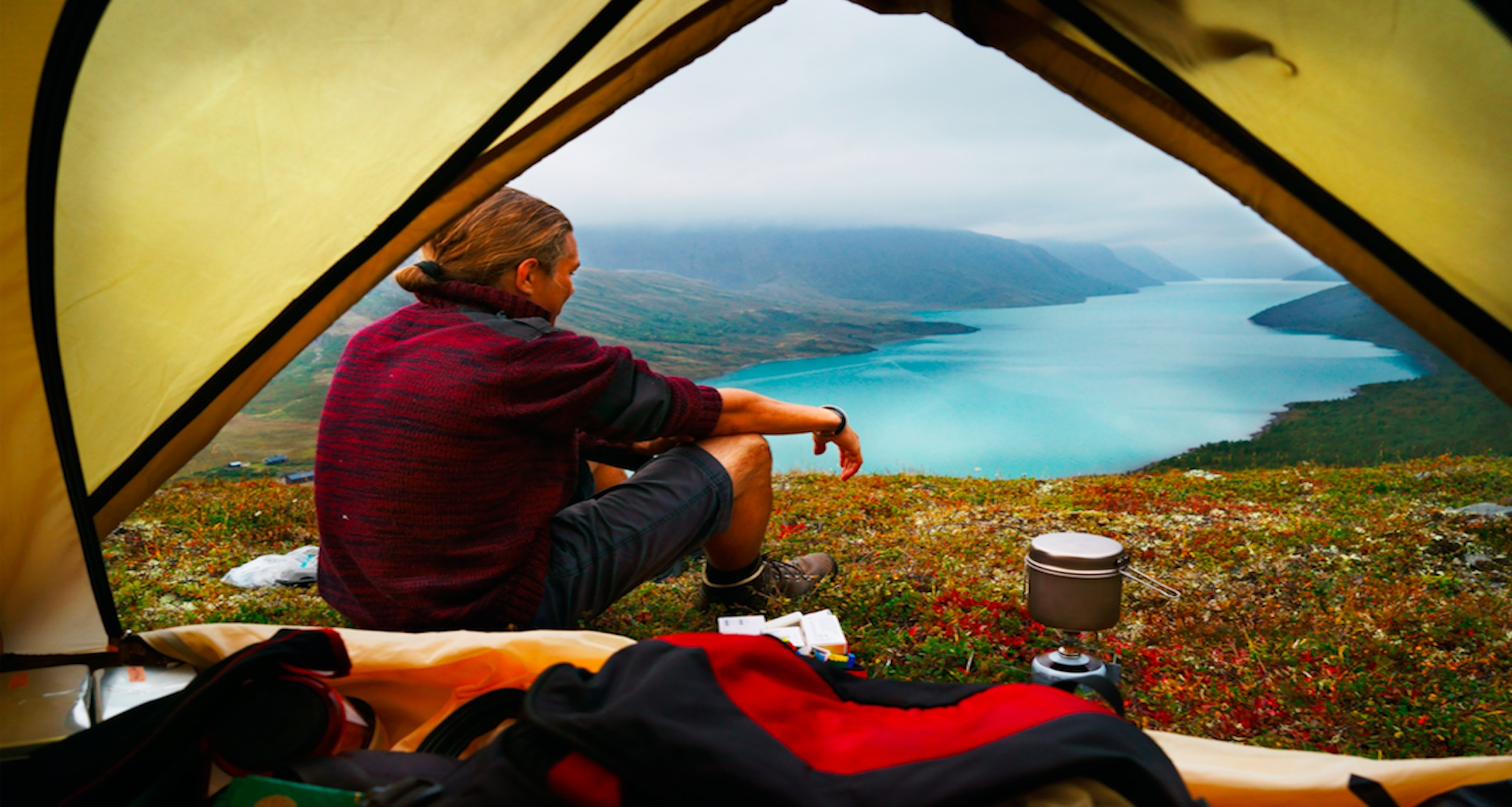 the camping trip Camping is a highly personal experience, and every outdoor adventurer  set of  items than your buddy when heading out on your next trip.