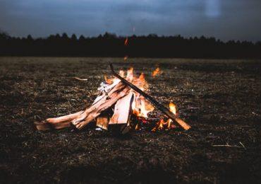 campfire vs kerosene fire