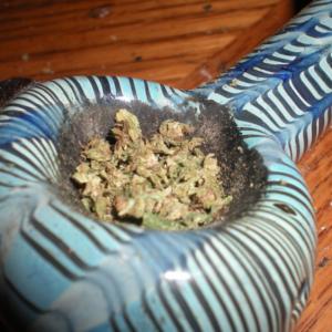 smoke pot