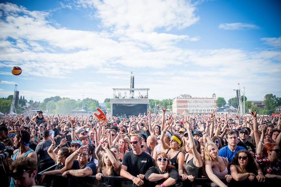 started Amnesia Rockfest
