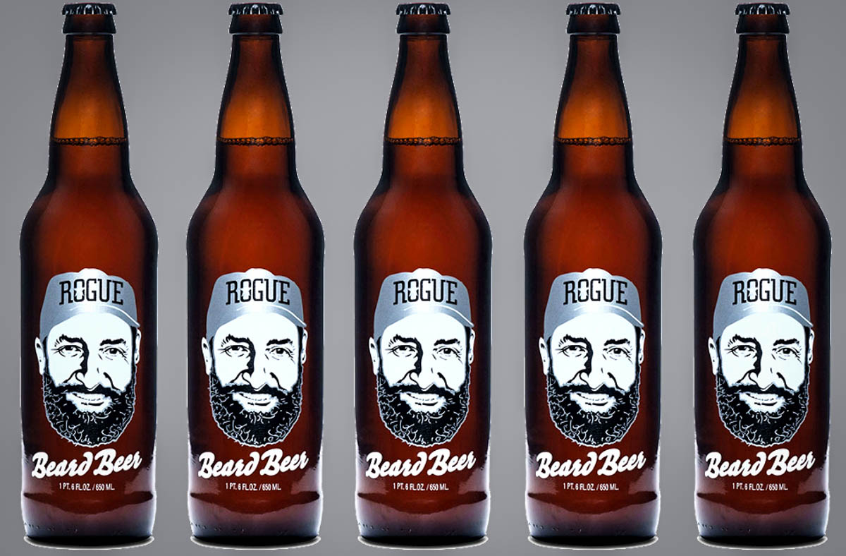 Beard Beer_Plaid Zebra