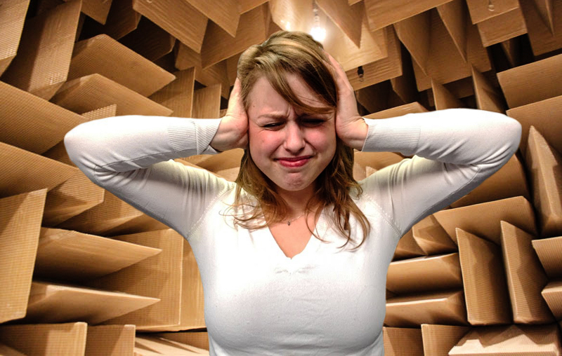 The quietest room on earth makes people go insane after only 45 ...