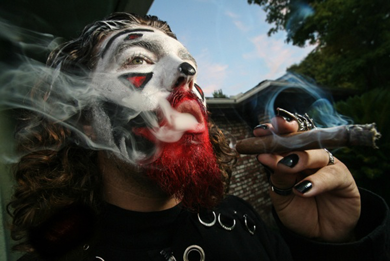 Juggalos aren't crazy