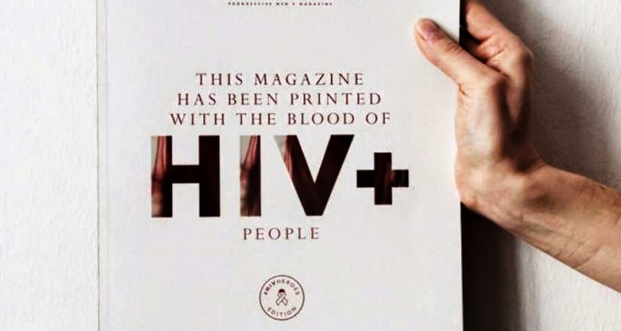 1_HIV-positive magazine