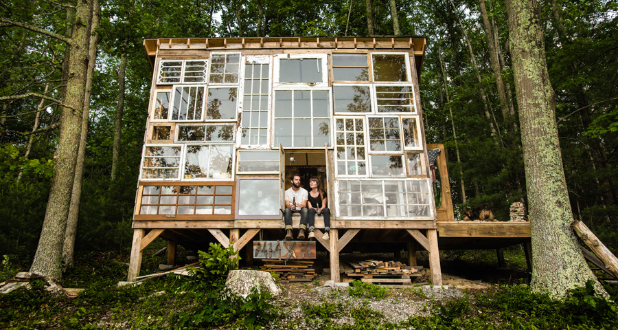 1_House made of Windows