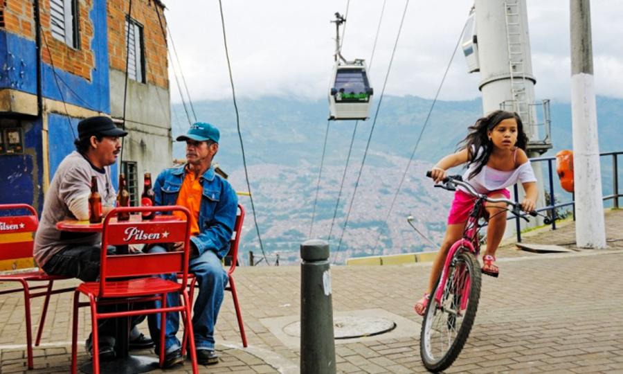 1_urban planning Medellín