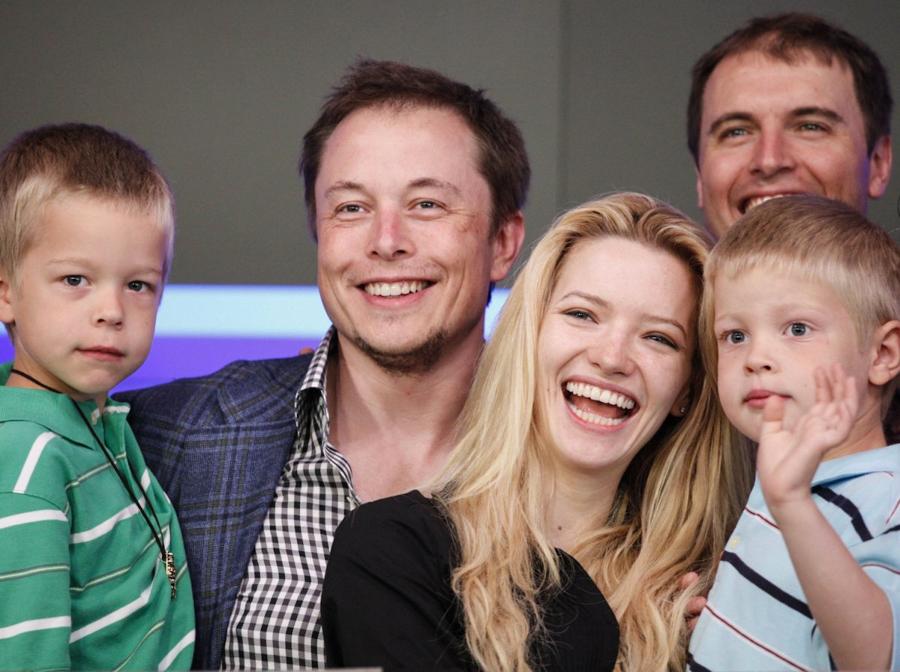 1_Elon Musk Unschool Children