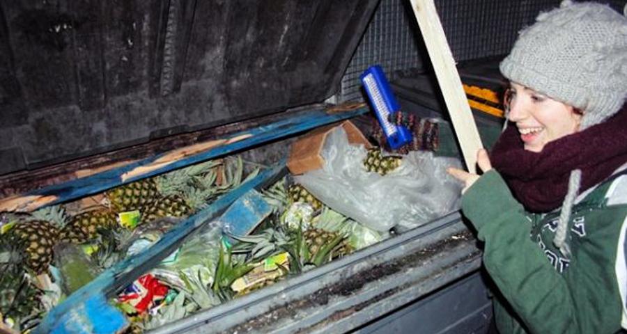 1_dumpster Diving