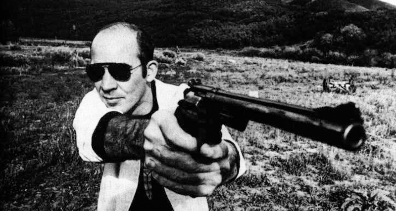 1_Hunter S. Thompson drugs