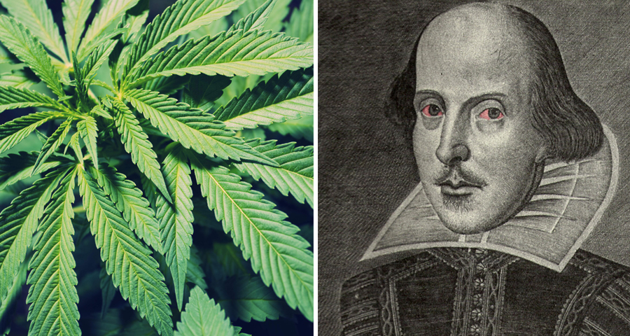 1_shakespeare is a stoner