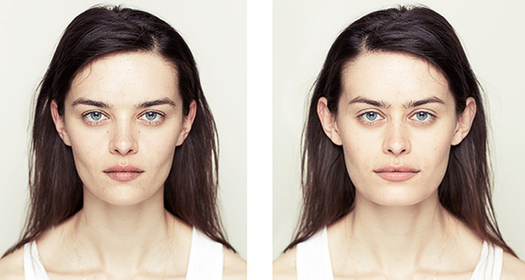 0_perfectly symmetrical Faces