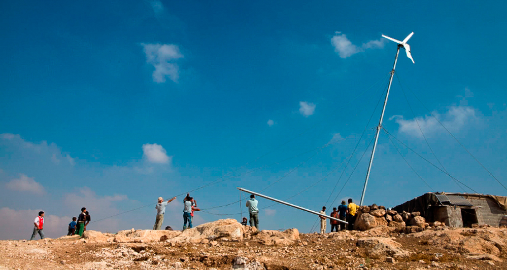0_Israeli Army sustainable energy
