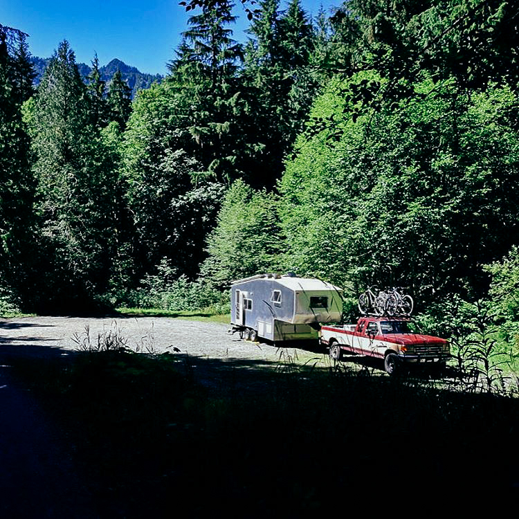 Family Explores The Wilderness Full Time In An Eco Trailer