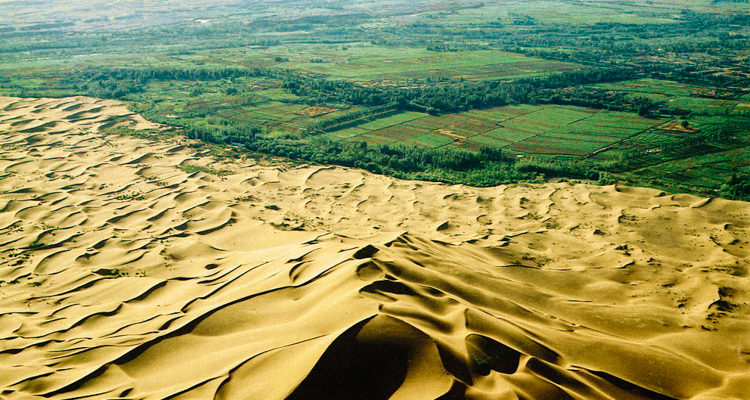 1_China Great Green Wall