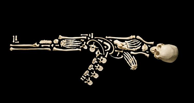 1_death-tole terrorist attacks & gun violence