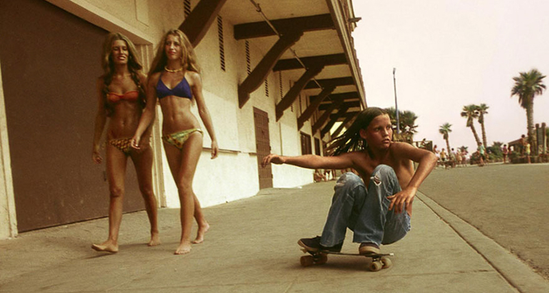 1_skateboarding in 1970's California