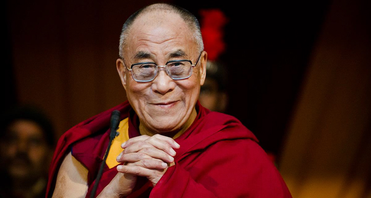 1_Dalai Lama on why prayers can't end a problem
