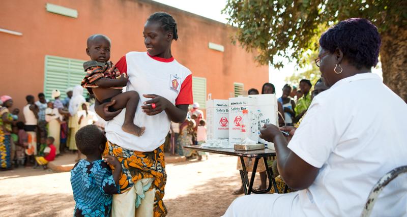 1_cured the meningitis belt of Africa