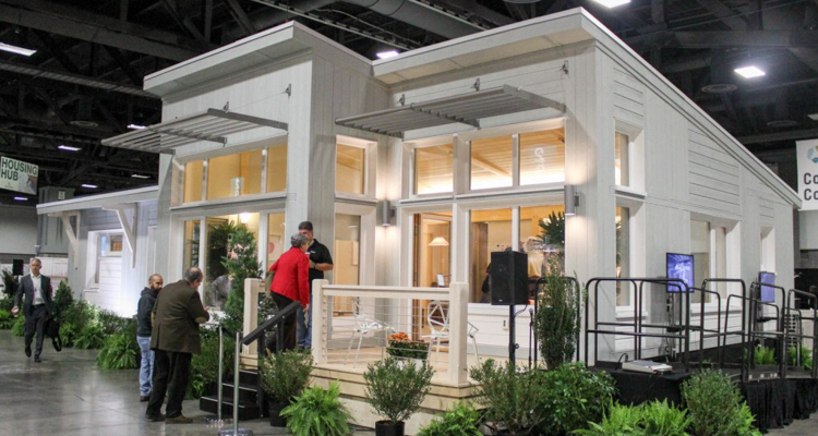 New 1 620 Square Foot Prefab Eco Home Can Be Shipped And