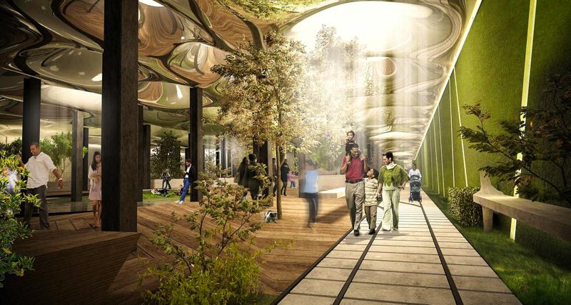 1_green subterranean oasis