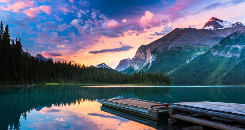 1_Canada's national parks free admission
