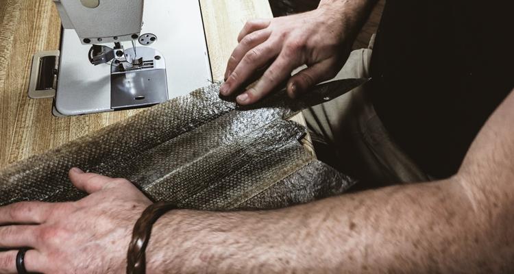 1_fish guts into fertilizer, fishmeal and fashion accessories.