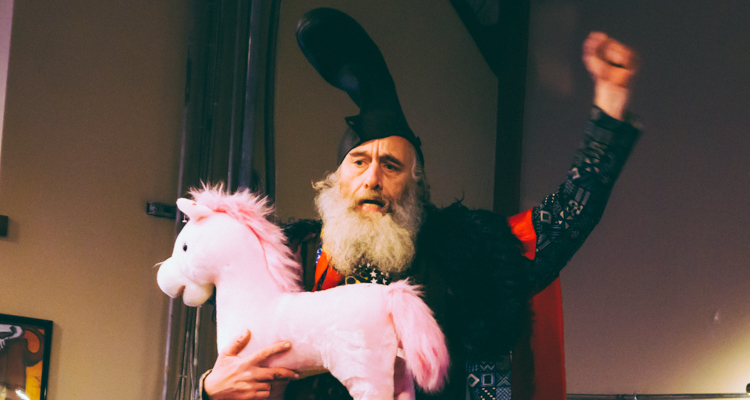 Vermin Supreme Is The Weirdest Democratic Candidate You Ve