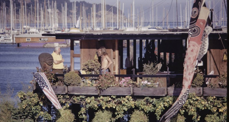 1_houseboat community