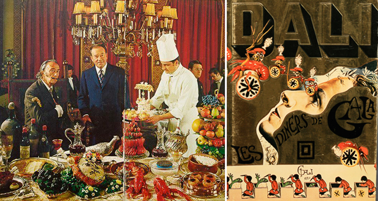 1_Salvador Dali's erotic cookbook